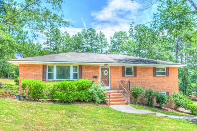201 Hillcrest Drive, North Augusta, SC 29841 (MLS #428880) :: Shannon Rollings Real Estate