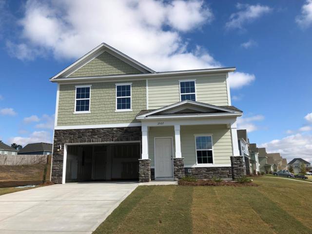 2507 Sunflower Drive, Evans, GA 30809 (MLS #429657) :: Melton Realty Partners