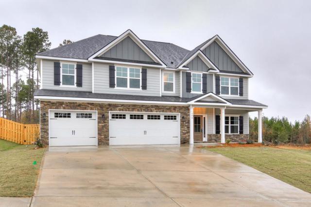 306 Rustic Lane, Evans, GA 30809 (MLS #430732) :: Melton Realty Partners