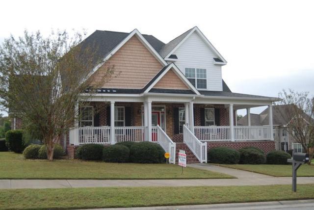 3941 Lakeside Pass, Hephzibah, GA 30815 (MLS #433031) :: Greg Oldham Homes