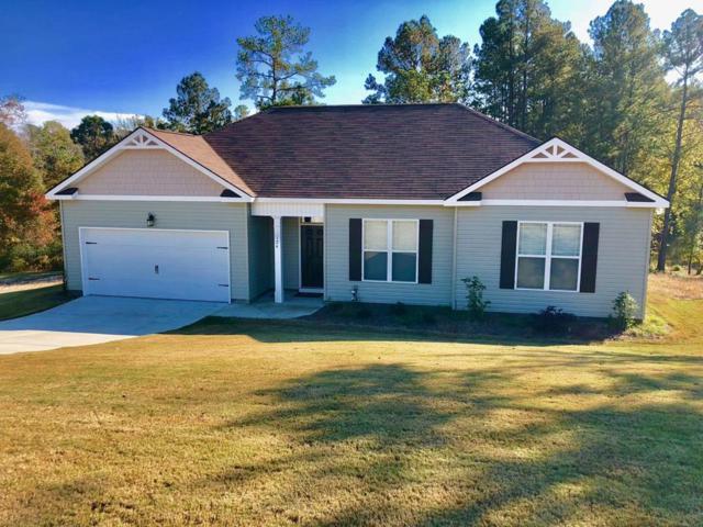 525 Bradley Drive, North Augusta, SC 29841 (MLS #433549) :: Southeastern Residential