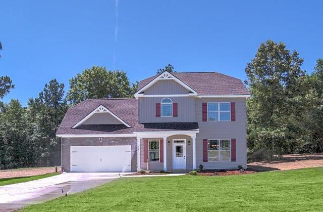 527 Bradley Drive, North Augusta, SC 29841 (MLS #433554) :: Southeastern Residential