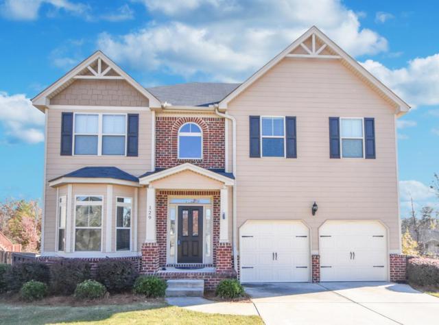 129 Gustav Court, North Augusta, SC 29860 (MLS #434063) :: Shannon Rollings Real Estate