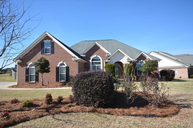 892 Woody Hill Circle, Evans, GA 30809 (MLS #435836) :: Shannon Rollings Real Estate