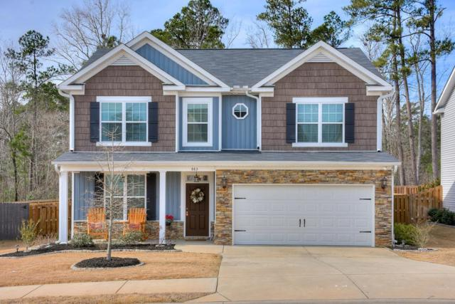 883 Williford Run Drive, Grovetown, GA 30813 (MLS #436645) :: Southeastern Residential