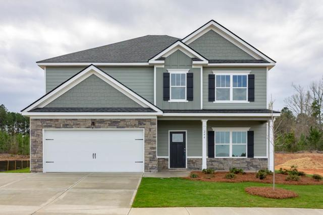 244 Palisade Ridge, Evans, GA 30809 (MLS #436787) :: Shannon Rollings Real Estate