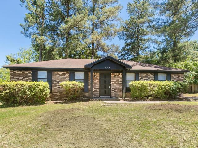 628 Thomas Drive, Martinez, GA 30907 (MLS #436835) :: Meybohm Real Estate