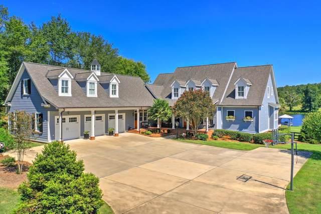 5180 Farmstead Drive, Aiken, SC 29803 (MLS #437565) :: Southeastern Residential