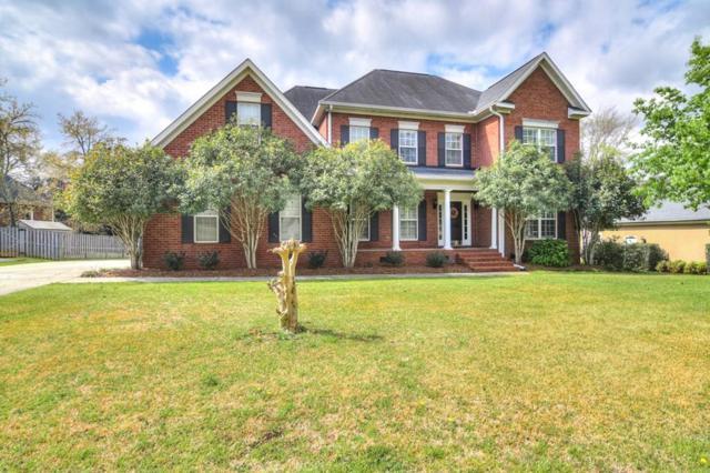 3490 Rhodes Hill Drive, Martinez, GA 30907 (MLS #439086) :: REMAX Reinvented | Natalie Poteete Team