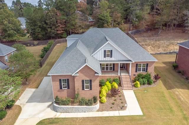 1620 Jamestown Avenue, Evans, GA 30809 (MLS #440323) :: Shannon Rollings Real Estate