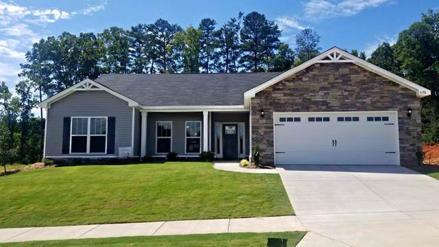 1176 Gregory Landing Drive, North Augusta, SC 29860 (MLS #440967) :: Young & Partners