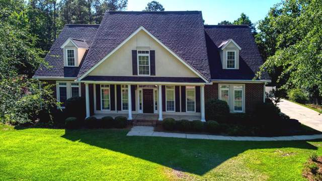 55 Whispering Woods Drive, North Augusta, SC 29860 (MLS #441478) :: Young & Partners