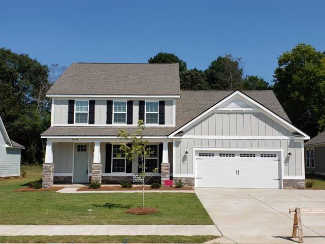 3411 Patron Drive, Grovetown, GA 30813 (MLS #443268) :: Shannon Rollings Real Estate