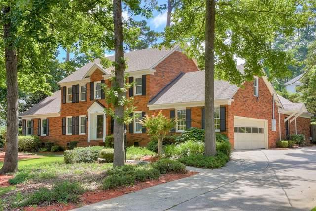 804 Camellia Road, Augusta, GA 30909 (MLS #443935) :: Young & Partners