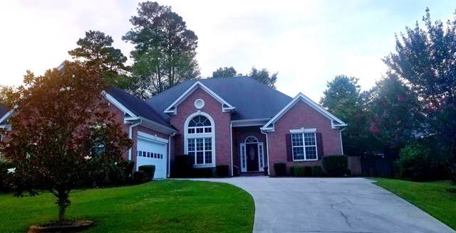 1248 Hardy Pointe Drive, Evans, GA 30809 (MLS #444955) :: Young & Partners