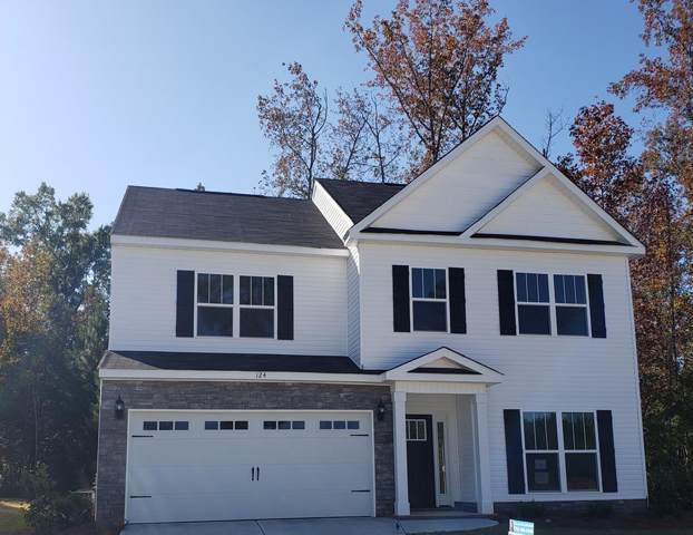 124 Swinton Pond Road, Grovetown, GA 30813 (MLS #445260) :: Young & Partners