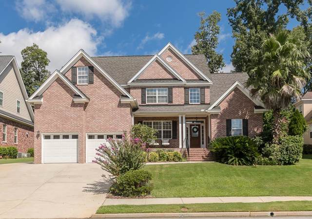 5013 Congressional Drive, Martinez, GA 30907 (MLS #445856) :: Shannon Rollings Real Estate