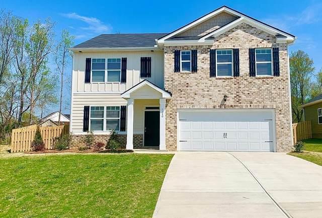 1310 Weedon Drive, Evans, GA 30809 (MLS #445873) :: REMAX Reinvented | Natalie Poteete Team
