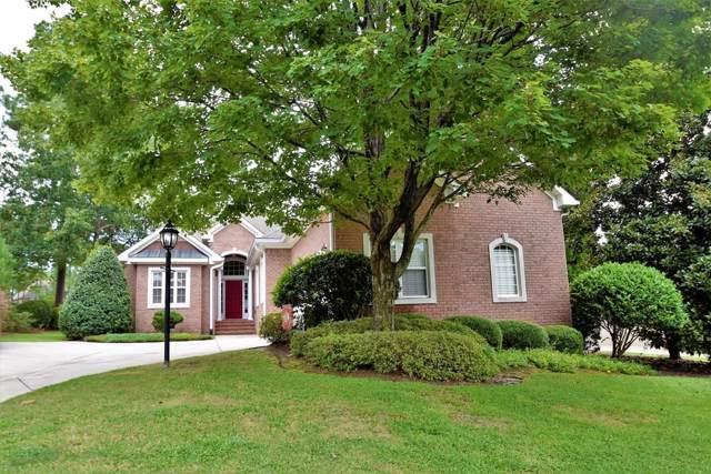 407 Forest Ridge Drive, Aiken, SC 29803 (MLS #445878) :: Young & Partners