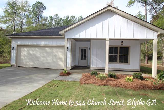344 Church Street, Blythe, GA 30805 (MLS #446344) :: Young & Partners