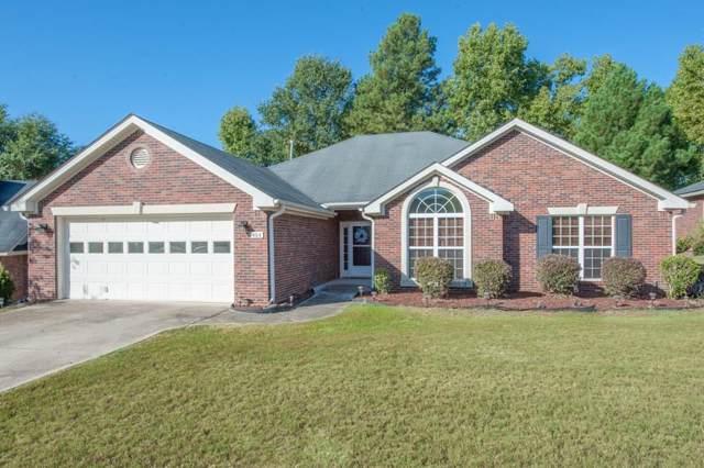404 Bainbridge Drive, Aiken, SC 29803 (MLS #446513) :: Shannon Rollings Real Estate