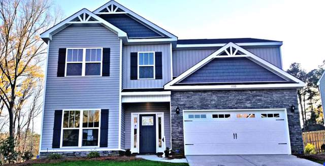 1100 Gregory Landing Drive, North Augusta, SC 29860 (MLS #446516) :: Young & Partners