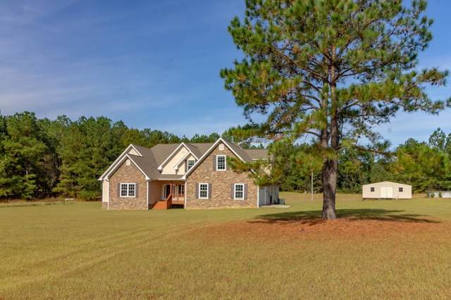 5776 Shelton Road, Gibson, GA 30810 (MLS #447671) :: RE/MAX River Realty