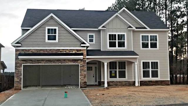 303 Bella Rose Drive, Evans, GA 30809 (MLS #448026) :: Melton Realty Partners