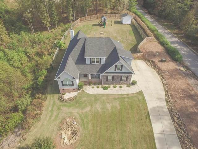104 Seton Circle, North Augusta, SC 29841 (MLS #448318) :: Shannon Rollings Real Estate