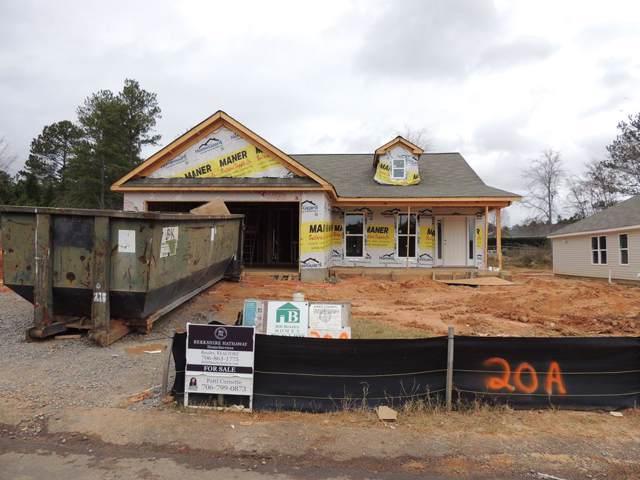 7103 Hanford Drive, Aiken, SC 29803 (MLS #448346) :: Melton Realty Partners