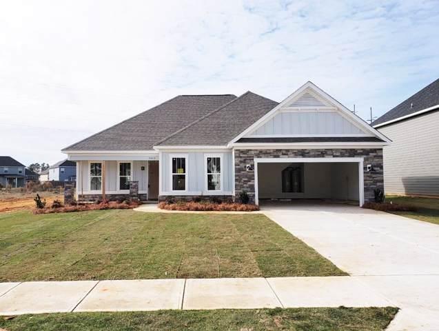 3418 Patron Drive, Grovetown, GA 30813 (MLS #448590) :: RE/MAX River Realty
