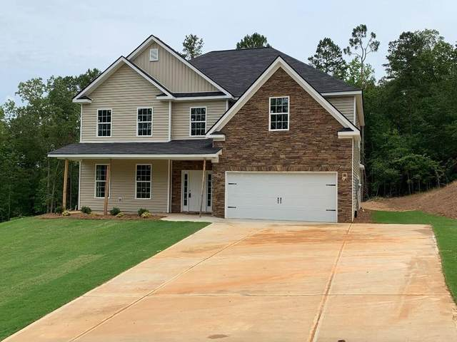 4621 Hunters Mill Court, Hephzibah, GA 30815 (MLS #449906) :: Better Homes and Gardens Real Estate Executive Partners