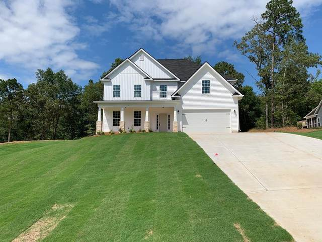 4625 Hunters Mill Court, Hephzibah, GA 30815 (MLS #449913) :: RE/MAX River Realty