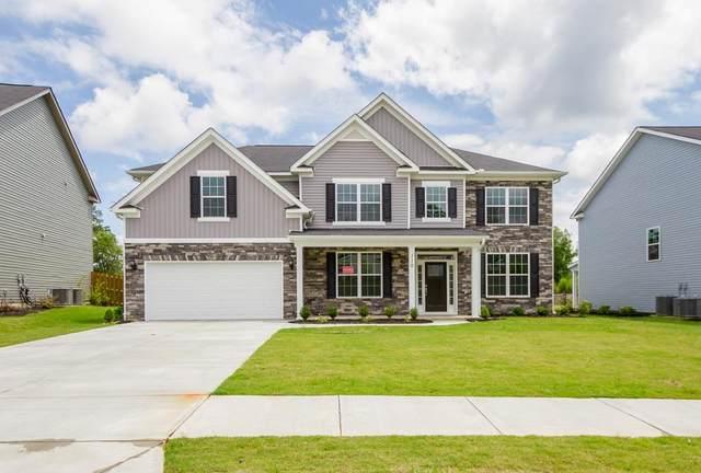 110 Caroleton Drive, Grovetown, GA 30813 (MLS #450603) :: Shannon Rollings Real Estate