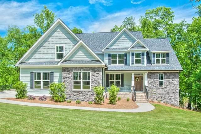 641 Savannah Barony Drive, North Augusta, SC 29841 (MLS #450635) :: Shannon Rollings Real Estate