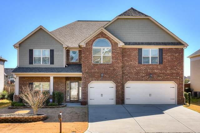 375 Bell Haven Drive, Evans, GA 30809 (MLS #450746) :: REMAX Reinvented | Natalie Poteete Team