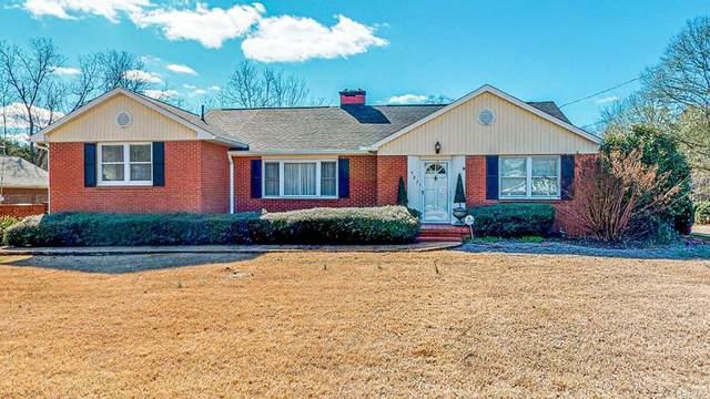 507 Bauskett Street, Edgefield, SC 29824 (MLS #450960) :: Southeastern Residential
