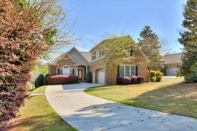 10 Storm Song Court, Aiken, SC 29803 (MLS #451415) :: REMAX Reinvented | Natalie Poteete Team