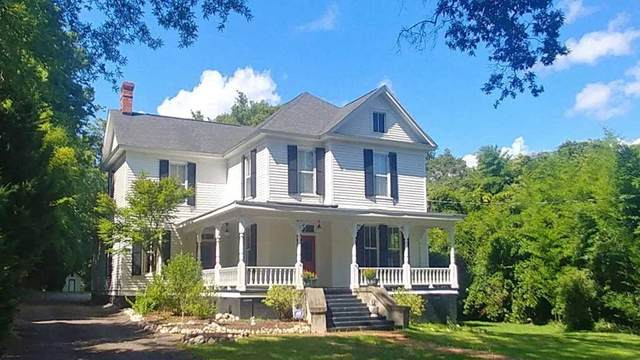 413 Simkins Street, Edgefield, SC 29824 (MLS #451520) :: Better Homes and Gardens Real Estate Executive Partners
