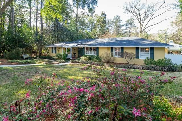 817 Barrett Lane, Augusta, GA 30909 (MLS #451643) :: Young & Partners