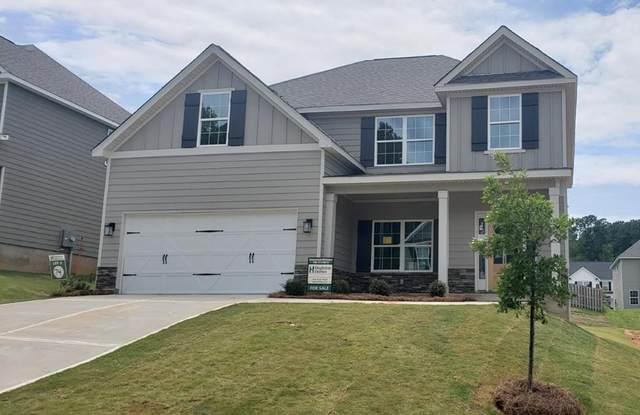 207 Palisade Ridge, Evans, GA 30809 (MLS #452104) :: Better Homes and Gardens Real Estate Executive Partners