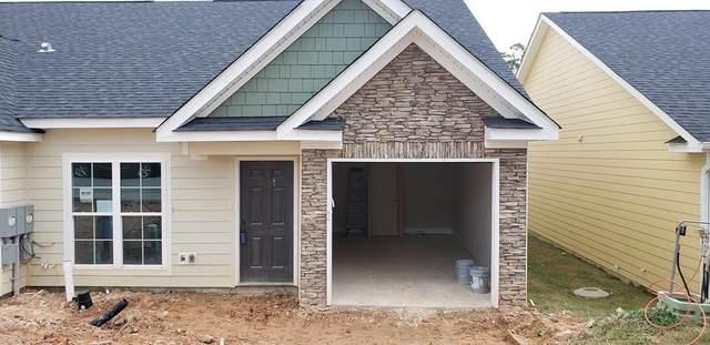 610 Vista Drive, Grovetown, GA 30813 (MLS #452144) :: Melton Realty Partners