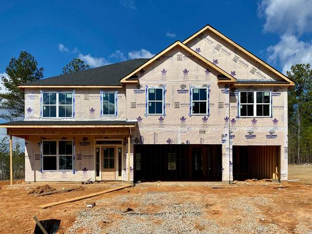 1807 Preservation Circle, Evans, GA 30809 (MLS #452172) :: REMAX Reinvented | Natalie Poteete Team