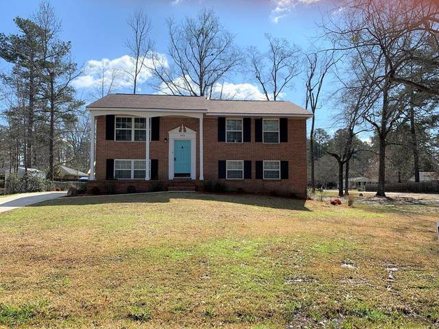 403 Stonewall Drive, Thomson, GA 30824 (MLS #452179) :: Southeastern Residential
