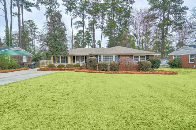 2919 Stratford Drive, Augusta, GA 30909 (MLS #453007) :: Better Homes and Gardens Real Estate Executive Partners