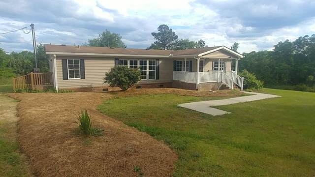 1072 Columbia Road, Johnston, SC 29832 (MLS #453025) :: Shannon Rollings Real Estate