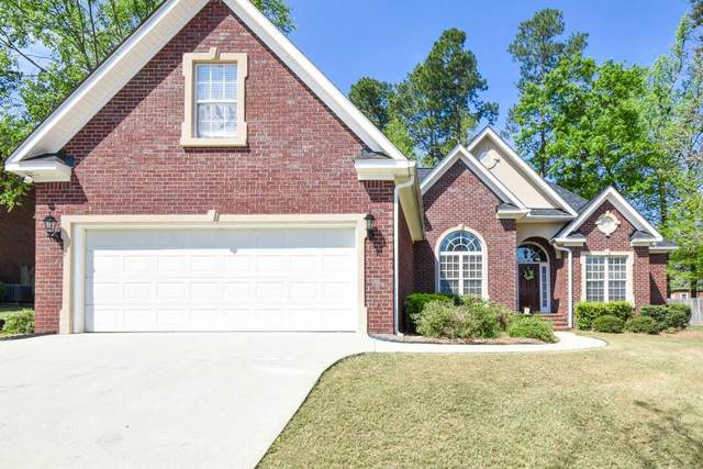 134 Adams Branch Road, North Augusta, SC 29860 (MLS #453393) :: Southeastern Residential