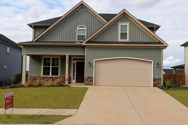 1253 Cobblefield Drive, Grovetown, GA 30813 (MLS #454162) :: The Starnes Group LLC