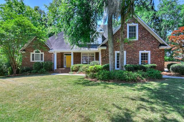 17 Moss Cove Lane, North Augusta, SC 29841 (MLS #454342) :: Better Homes and Gardens Real Estate Executive Partners
