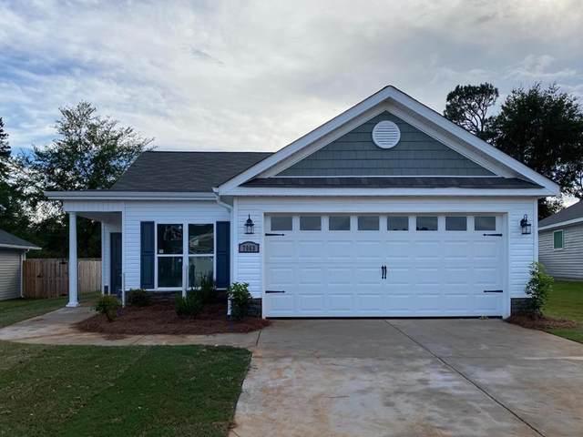 7063 Hanford Drive, Aiken, SC 29803 (MLS #454715) :: RE/MAX River Realty